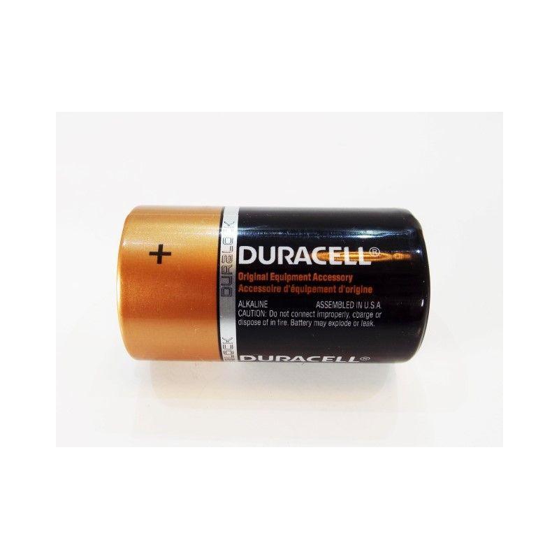 Duracell Duralock D Cell Alkaline Battery