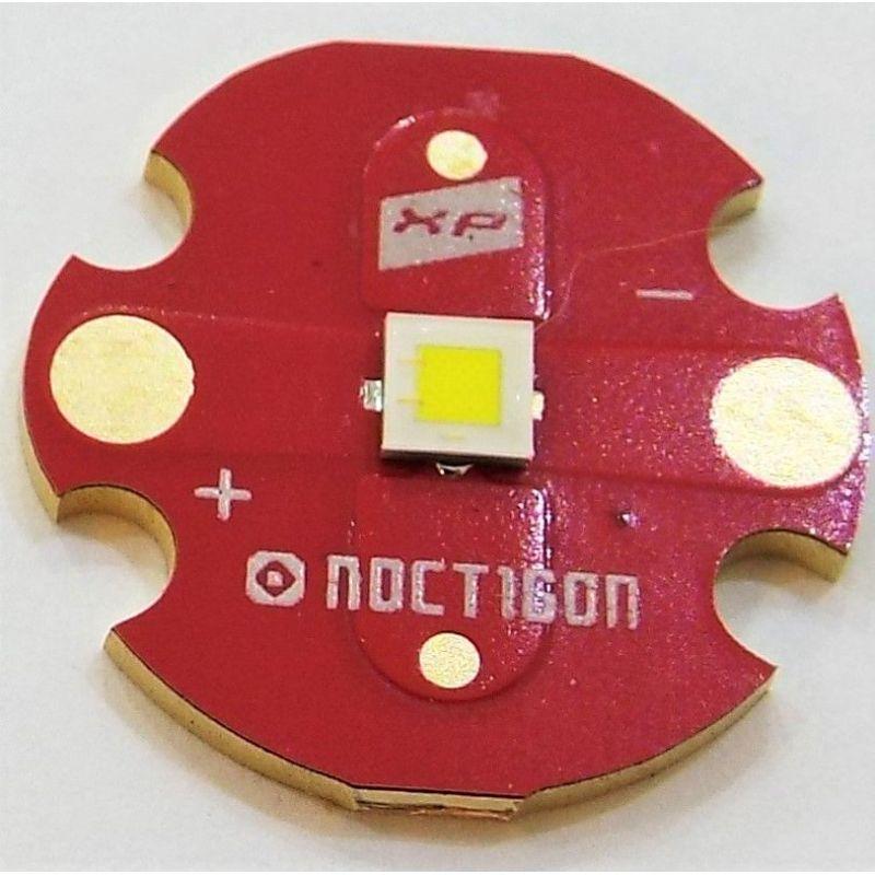 Cree XP-L HI V3 on 20mm Noctigon