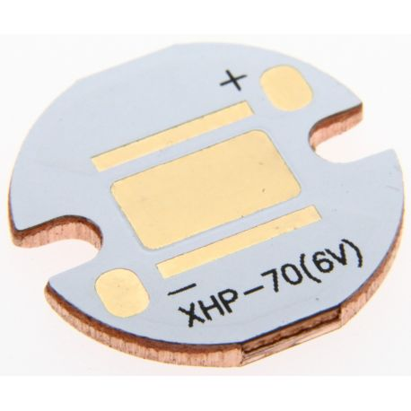 SinkPad Copper MCPCB for Cree XM-L2, XH-P 50