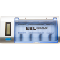 AA, C, D, 9V Battery charger EBL