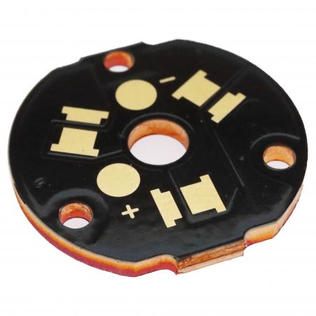 Copper PCB 20mm Tiple Nichia Optisolis