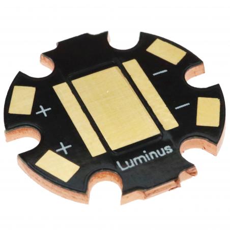 SinkPad Copper MCPCB for Cree XM-L2, XH-P 50