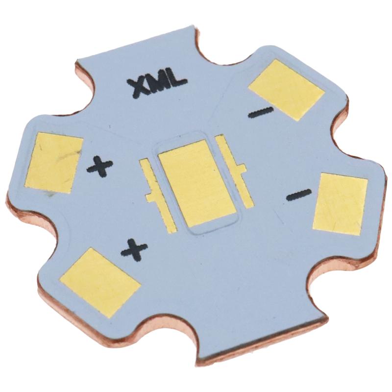 20mm XM-L, XHP-50 SinkPAD
