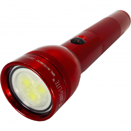 5,000 Lumen 2 D size Maglite (choice of color)