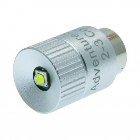 200 Lumen Firefly 2-3 cell Upgrade for Maglite