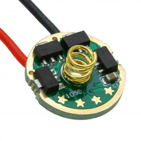 3000ma LED driver board, Custom modes