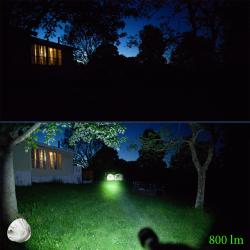 FireFly 800 lumen LED Upgrade for Maglite