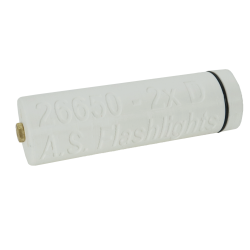 26650 body sleeve for Maglite